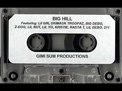 Big Hill & Gimisum Family - My Life Is On Da Run (Remastered)