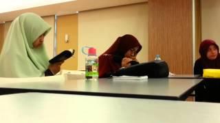 Ustzh Nurul Huda (Latihan Tarannum)