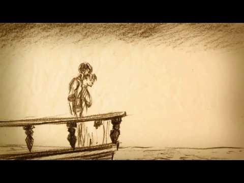 "Scene from EA Poe´s ""Arthur Gordon Pym"""