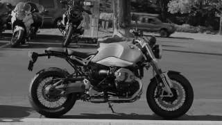 2016 BMW R NineT Brushed Aluminum Test Ride - BMW Motorcycle Reviews