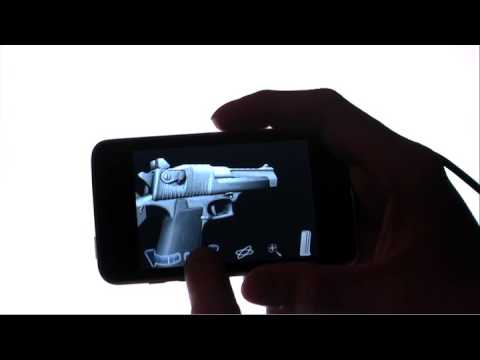 Desert Eagle 3D - Gun Club Edition