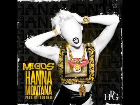 Migos - Hannah Montana - Instrumental (ReProd by @Kongobeats)