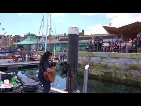 Sutton Harbour Plymouth. Classic Boat Rally 24th 27th July 2015  Part 3