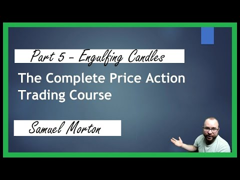 Learn Basic Price Action - Forex - Engulfing Candles #5