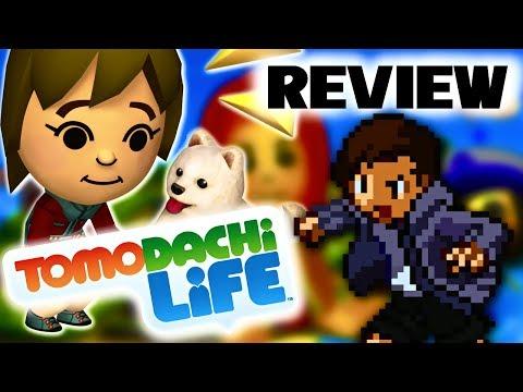 Tomodachi Life Review - Jimmy Whetzel