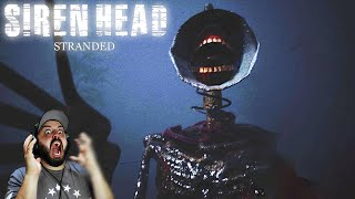THIS IS THE BEST SIREN HEAD GAME TO DATE | Siren Head Stranded