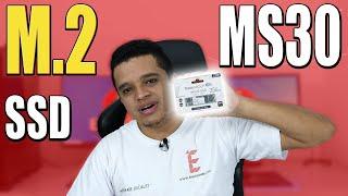 SSD M 2 de entrada da TEAM GROUP MS30 256GB