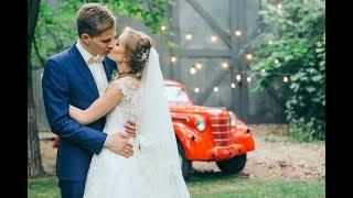 Тысяча поцелуев и объятий. Свадебный клип Ани и Димы полный любви и счастья.