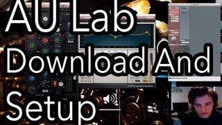 الاتحاد الافريقي مختبر - تحميل و الإعداد (نظام EQ & Comp) [Mac]