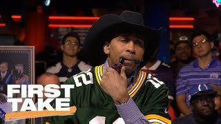 Stephen A. Smith shockingly picks Cowboys to beat Giants in Week 1 | First Take | ESPN