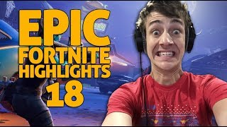 Ninja - Fortnite Battle Royale Highlights #18 - Feat. CDNThe3rd