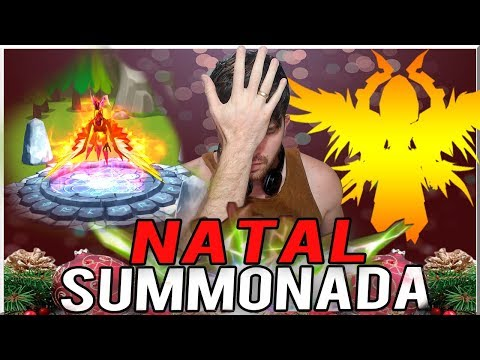 SUMMONADA DE NATAL - BUSCA DA PERNA G1 -   1