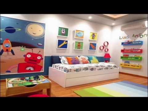 Awesome Kids Room Ideas|Colourful Kids Rooms( Wall Painting And Decorating)