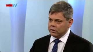 Cash TV Talk mit CEO green.ch Franz Grüter zum Thema Datensicherheit