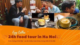 Bill Balo - Ngẫu hứng du lịch Hà Nội 1 ngày ăn gì ở đâu (Food in Hanoi)