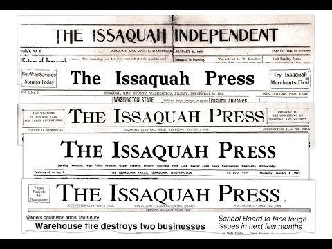 The Issaquah Press (1900-2017)