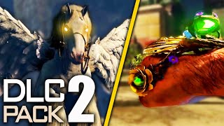 BLACK OPS 4 ZOMBIES DLC 2 GAMEPLAY TRAILER: ANCIENT EVIL Trailer! (BO4 Zombies DLC 2)