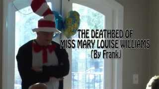 Program  Frank Turns 75 - Poetry Recital Program II