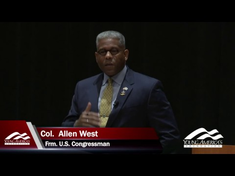 Allen West on American Exceptionalism | The Fred Allen Lecture Series
