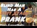 Blind Man Has POOP Stain: Prank / Social Experiment