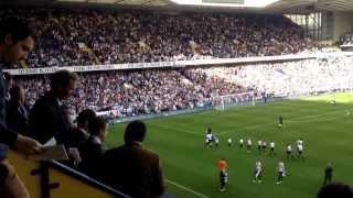Tottenham vs West Ham 06/10/2013  1