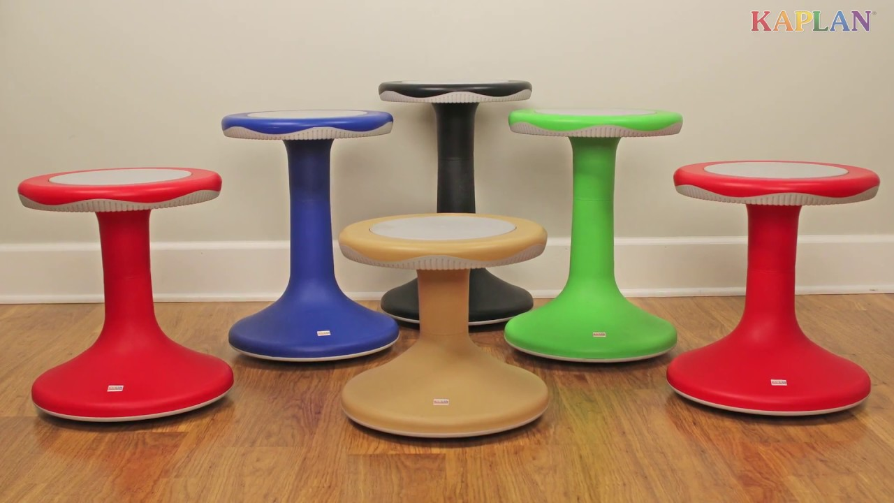 Kmotion Stool Kaplan Early Learning Company Youtube