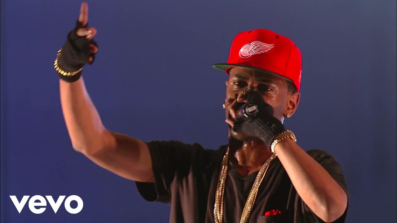 My Last (VEVO Presents: G.O.O.D. Music)