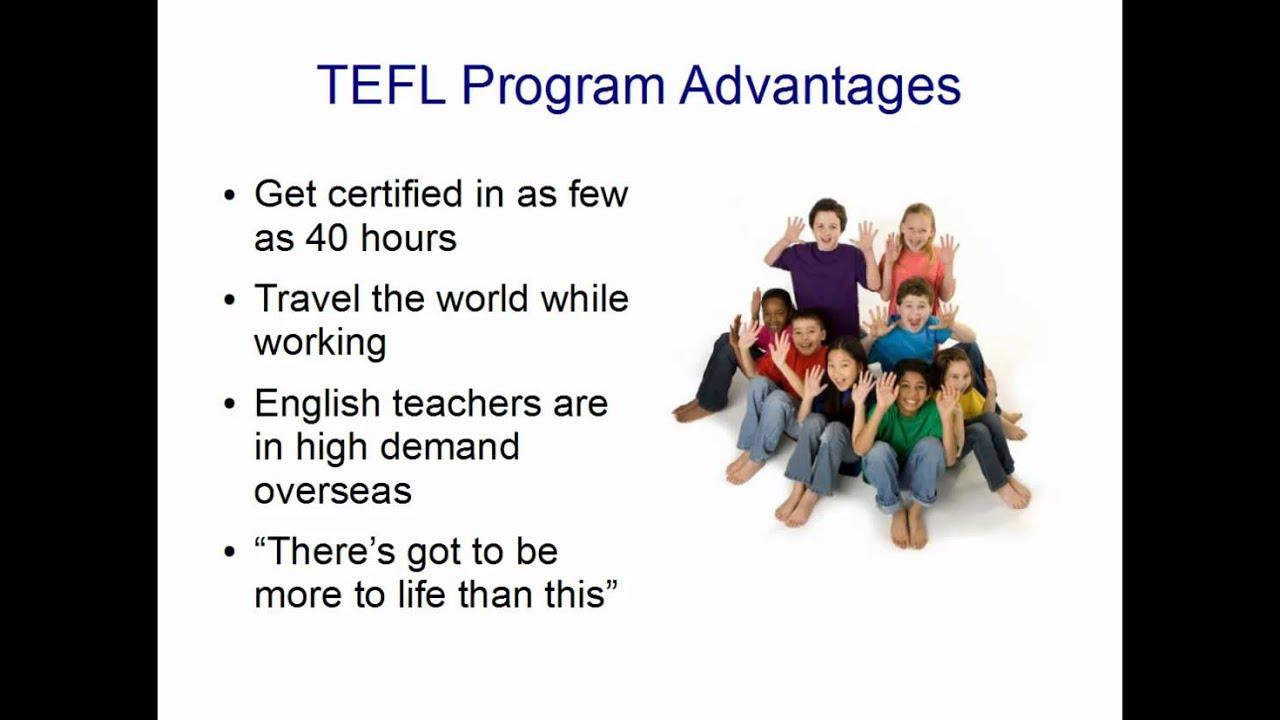 Tefl Certification Online Get Tefl Certification Online Youtube