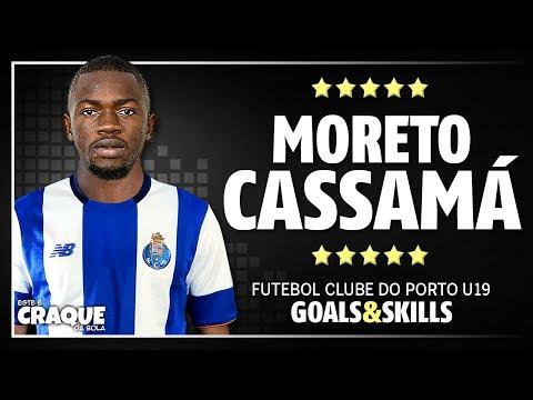 MORETO CASSAMÁ ● FC Porto U19 ● Goals & Skills
