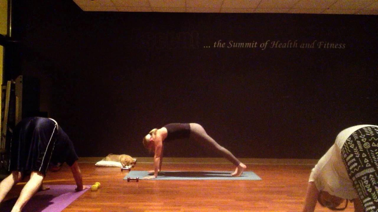 HY Yoga Sculpt - YouTube