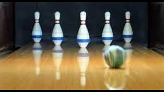 5 Pin Bowling 1980's Incomplete and not PBA