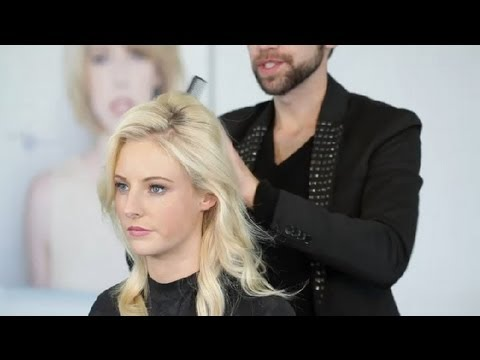 How to Style Hair in a Volumizing Bump : Hair Styling Techniques