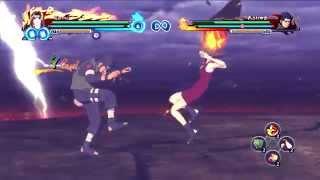 Kurenai Yuhi Complete Moveset + Link