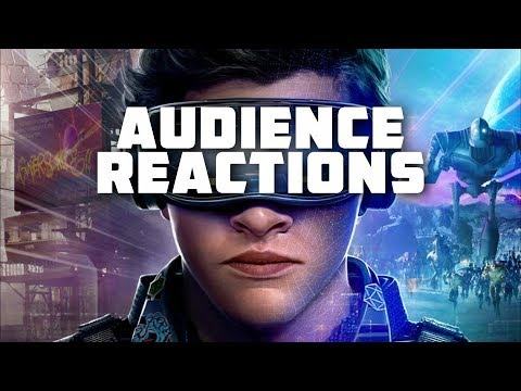 READY PLAYER ONE {SPOILERS}: Audience Reactions | March 26, 2018