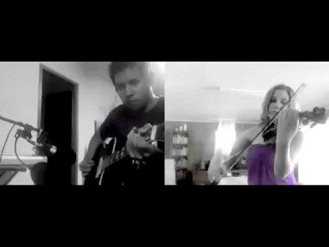 Moon River - Guitar & Violin