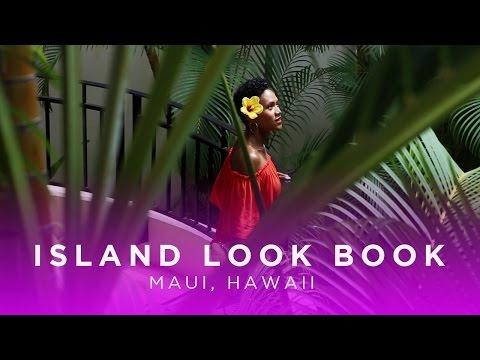 Summer Look Book: Island Edition
