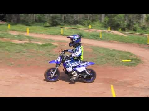 Yamaha PW50 - Teste - VÍDEO