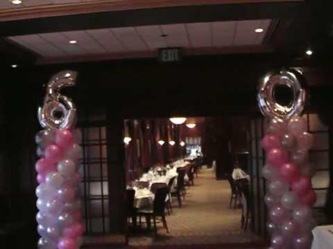 Dianes 60th Birthday Bash At Ruths Chris Restaurant Bethesda MD
