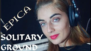 Epica - Solitary Ground   LIVE   Cover by Aries