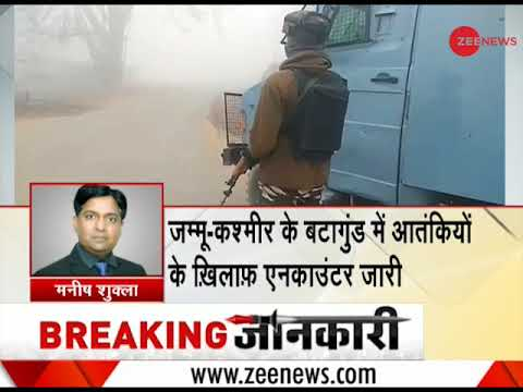 6 Terrorists Killed In Jammu & Kashmir