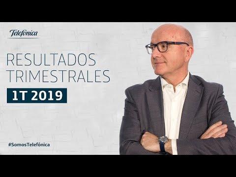 #TelefonicaResults 1T 2019: Ángel Vilá, Consejero Delegado Telefónica