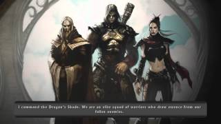 Untold Legends Dark Kingdom PS3 Intro