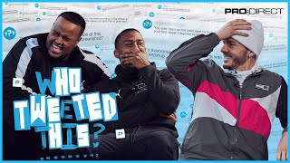 CHUNKZ TWEETED WHAT?!?! JAMES MADDISON CHUNKZ & FILLY PLAY WHO TWEETED THIS