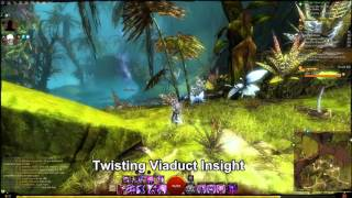 GW2 Tangled Depths Mastery Insights Guide