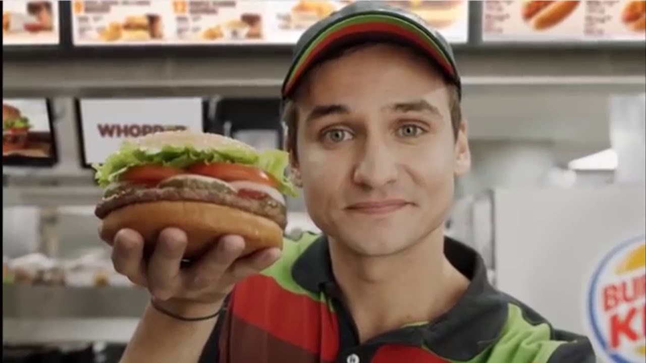 Okay Google Burger King Ad But Its A Foot Lettuce Meme