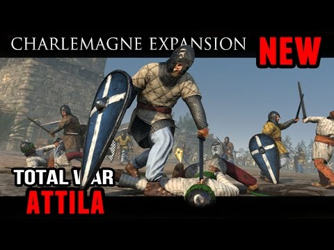 Total War: Attila - Age of Charlemagne (Campaign Expansion)
