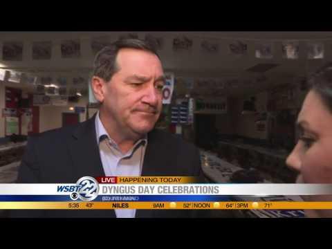 Dyngus Day- Senator Joe Donnelly