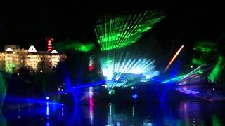 лазерное шоу на 9 мая в Минске