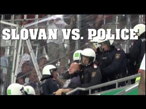 SLOVAN Bratislava in VIENNA | Rapid - Slovan 16.08.2018