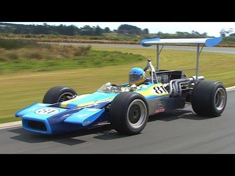 Formula 5000: Eric Haga Lola 190 Interview